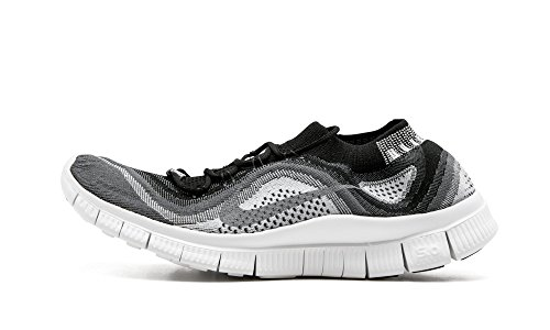 cheap official site Nike Free Flyknit Grey/Black/White cheap manchester great sale clearance low shipping fee outlet eastbay sale release dates u3QzyCASkQ