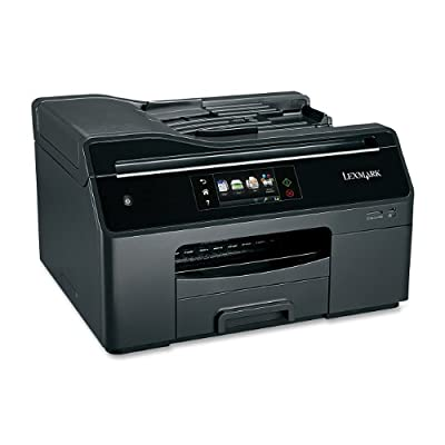 Lexmark 90P0100 Wireless Color Photo Printer with Scanner, Copier and Fax