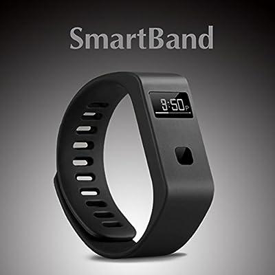 ADVANCE Fitness tracker waterproof BL06 Bluetooth Smart Fitness Bracelet Watch swimming recommend