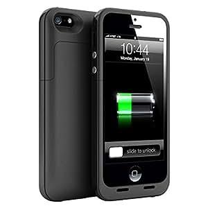 Amazon Com Iphone 5 5s Se Battery Case Novpeak U S