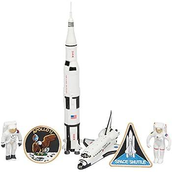 Echo Toys Apollo and Shuttle Adventure Space Toy Set