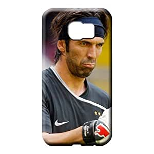 samsung galaxy s6 Slim Perfect Awesome Phone Cases phone carrying cover skin the player of juventus gianluigi buffon is thumbs up