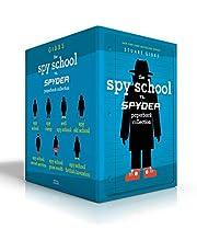 The Spy School vs. SPYDER Paperback Collection: Spy School; Spy Camp; Evil Spy School; Spy Ski School; Spy School Secret Service; Spy School Goes South; Spy School British Invasion