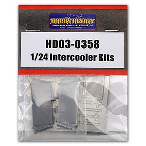 1/24 turbo intercooler kit Hobby Design HD03-0358