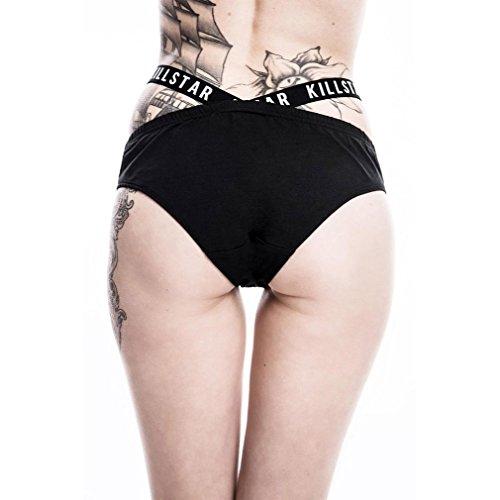 Killstar - Shorts - para mujer negro