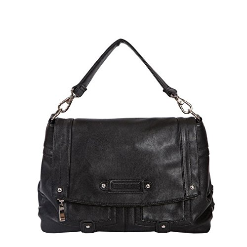 Kelly Moore Songbird Camera/Tablet Bag with Shoulder & Messenger Strap (Raven) Includes Removable Padded Basket -  KMB-SONG-BLK