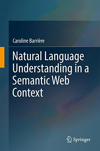Natural Language Understanding in a Semantic Web Context by Springer