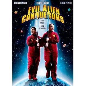 Evil Alien Conquerors - Stores Pg Plaza