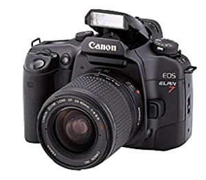 Canon EOS Elan 7 35mm SLR Camera