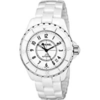 Chanel J12 White Ceramic Bracelet Women's Watch