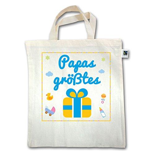 Alla Nascita - Papas Gift Boy - Unisize - Natural - Xt500 - Manico Corto In Juta
