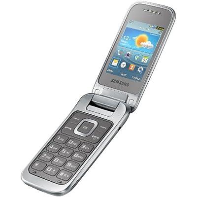 Samsung C3590 2 4  99 76g Silver mobile phones  Single SIM  Alarm clock  Calendar  EDGE  GPRS  GSM  Polyphonic  240 320 pixels  TFT