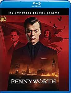 Pennyworth: The Complete 2Nd Season [Blu-ray]