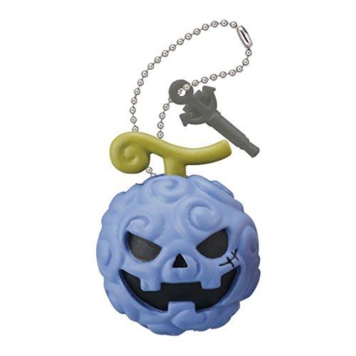 One Piece Double EarPhone Plug Jack Mascot Figure Swing Keychain~Halloween~Gomu Gomu no Mi Gum Gum Fruit