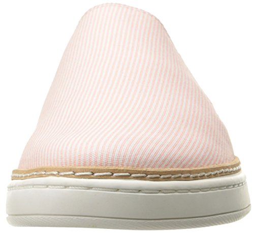 Uggs Dames Adley Stripe Mode Sneaker Petal