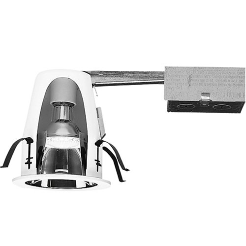 - HALO H99RT 4-Inch Non-IC Recessed Light Housing for Remodels