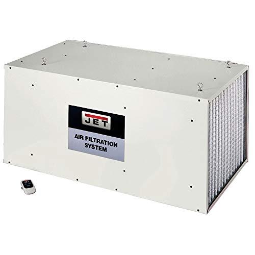 - Jet 708615 AFS-2000 800/1200/1700 CFM 3 Speed Air Filtration System