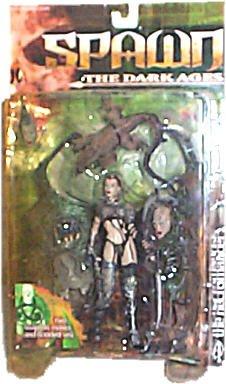 Spawn: The Dark Ages Necromancer 1999 (Series 14) 6-inch Action Figure