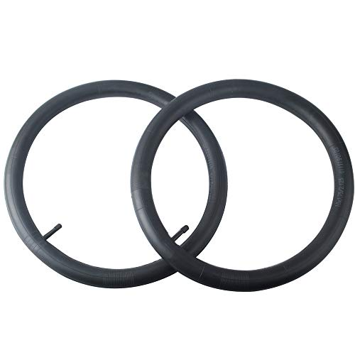 Wadoy Stroller 16 Back Wheel Replacement Inner Tubes for Bob Revolution Se/Pro/Flex/Su/Ironman-Rear Tire Tube 16'' X 1.75/2.15
