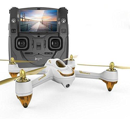 VANGOOG Hubsan H501S X4 FPV(生中継 動画 リアルタイム) GPS 1080P HD カメラ RC ドローン ラジコン クアッドコプター マルチコプター (白)の商品画像