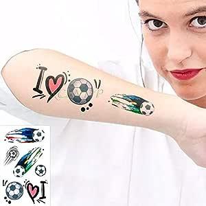 ljmljm 5 Piezas Impermeable Etiqueta engomada del Tatuaje Barco ...