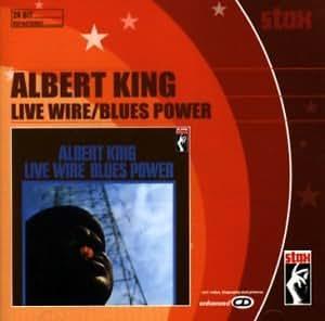 Albert King Live Wire Blues Power Amazon Com Music