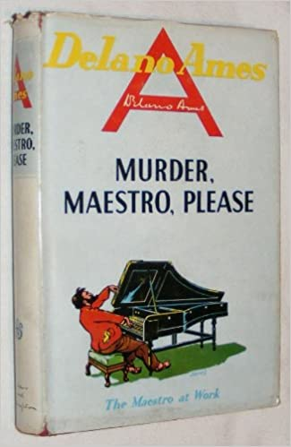 Image result for murder maestro please delano ames
