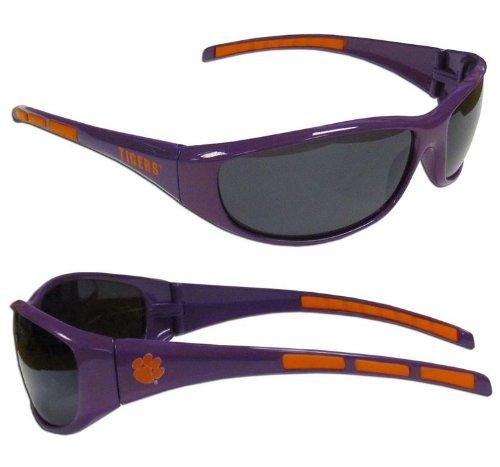 (Siskiyou NCAA Clemson Tigers Wrap Sunglasses)