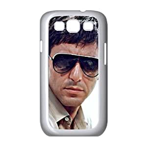 Al Pacino Scarface Samsung Galaxy S3 9 Cell Phone Case White 218y-939563