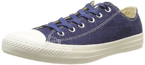 Converse Unisex Chuck Taylor All Star Low Top Navy Sneakers - 8.5 M US