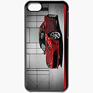 Personalized iPhone 5C Cell phone Case/Cover Skin Forza Motorsport 4 Black by lolosakes