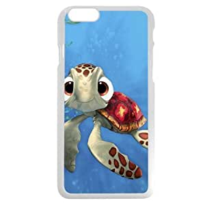 """Customized White Hard Plastic Disney Finding Nemo iPhone 6 4.7 Case, Only fit iPhone 6 4.7"""""""