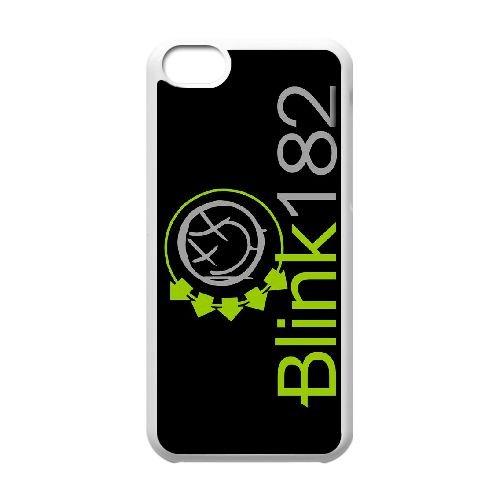 Blink U9X51T8NX coque iPhone 5c case coque white 8J3408