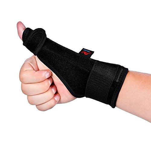 Aolikes Thumb Splint Trigger Finger Support Wrist Brace
