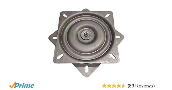 Strict 4 Inch Square Rotating Swivel Plate Replacement Metal Lazy Susan Bearing Turntable Tv Rack Desk Seat Swivel Plate Bar Tool Furniture Frames