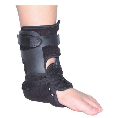 Medtherapies Accord III Ankle Brace-Small-Right by Medtherapies Braces by Medtherapies Braces (Image #1)