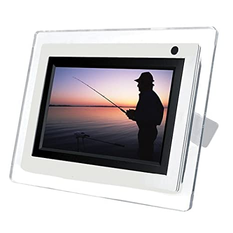 Amazoncom Axion Axn 9701 7 Inch Lcd Digital Picture Frame With