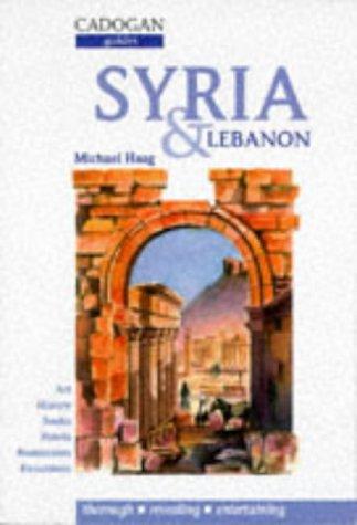 Syria & Lebanon (Cadogan Guides)