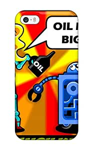 Hot Robo Rps Tpu Case Cover Compatible With Iphone 5/5s