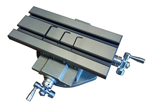 HHIP 3900-0027 5-1/2 x 12 Inch Compound Slide Table