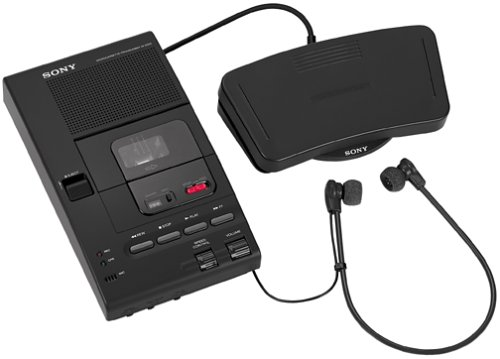 Sony M-2000 Microcassette Transcriber by Sony