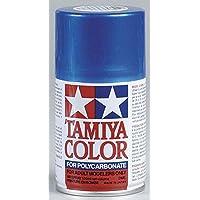 Tamiya - Pulverizador de policarburo, Color Azul metálico