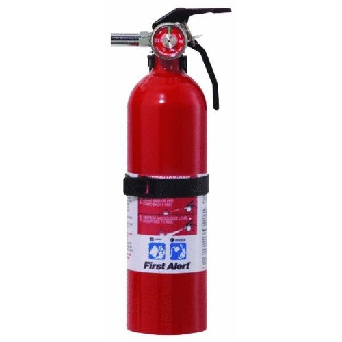 First Alert REC5 Extinguisher 5 B C