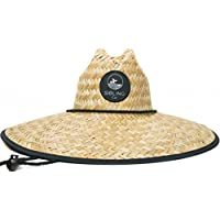 Sibling Co Sun Hat For Men and Women 100% Sea Straw Hat With Wide Brim 61893d7b19ba