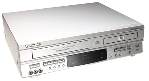 Buy Bargain Panasonic PV-D4752 DVD-VCR Combo