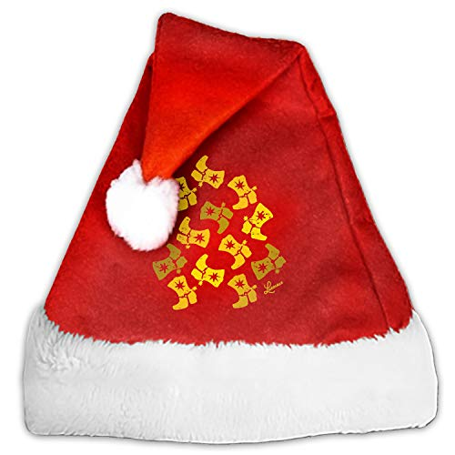 Kids Adults Christmas Hat Cowgirl Rager Santa Claus Reindeer Snowman Xmas Gifts Cap -