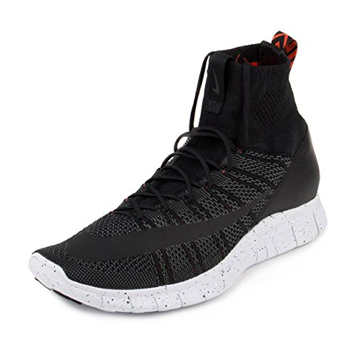 NIKE Free Flyknit Mercurial Men's Running Sneakers