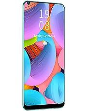 Smartphone, Dual Card Dual Standby PRO + 6,72 polegadas de tela 3G GSM4 Celulares com resolução de 720x1560 com câmera de alta definição para viagens(verde)