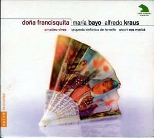 Vives: Dona Francisquita