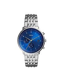 Fossil FS5542 Reloj Caballero, color Plata
